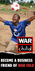 Become a frief of Warchild